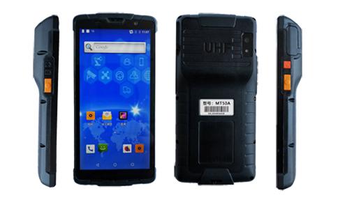 RFID超高频(UHF)安卓(Android8.1)手持机MT50A