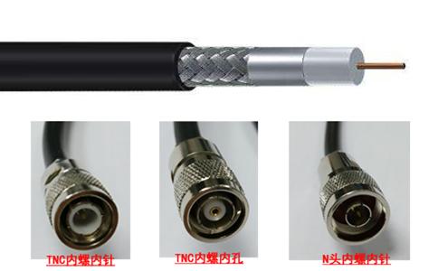 50Ω低损耗微波射频同轴电缆馈线FD7618-5D