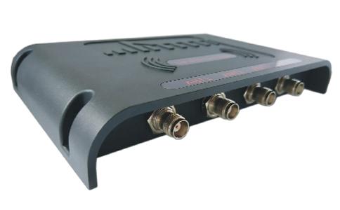 RFID超高频远距离四通道读写器UR6258