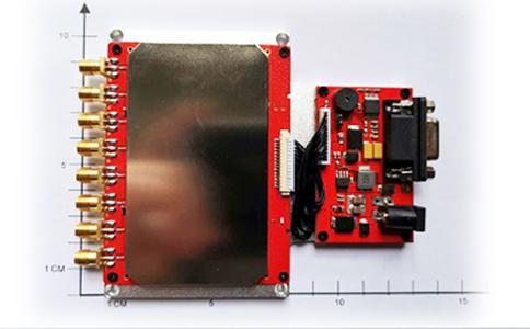 RFID超高频读写器八端口智能柜读写器UR6266