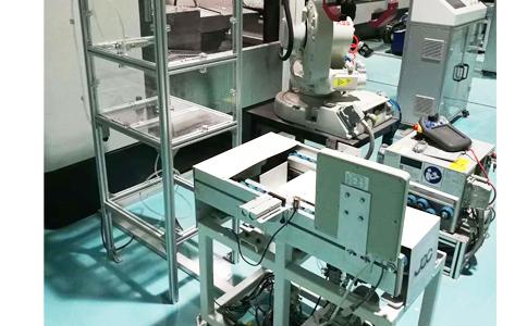 RFID智能工业产线