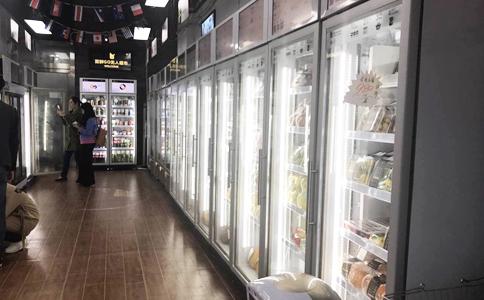 RFID新零售智能零售柜
