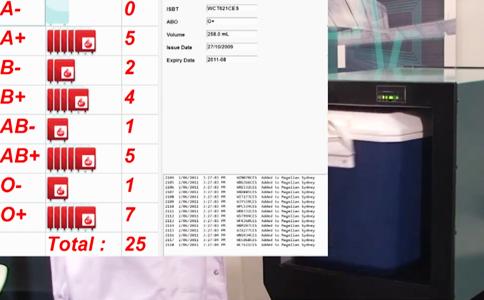 RFID读写器HR7768应用于智慧医疗血液管理
