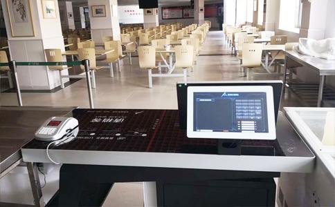 RFID读写器HR9216应用于智能餐饮自助结算