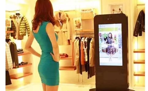 RFID应用于智慧门店试衣魔镜