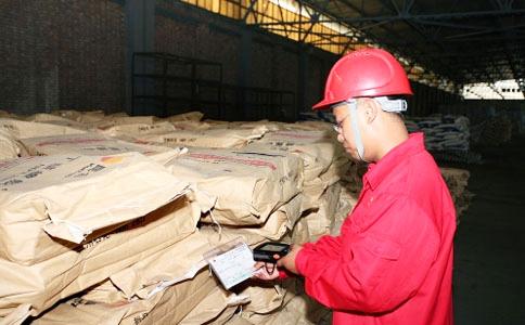 RFID手持机用于冷库仓储管理