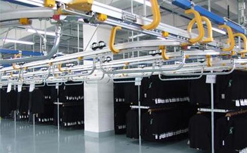 RFID服装物流管理解决方案